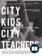 City Kids, City Teachers