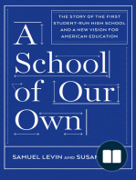 A School of Our Own
