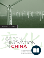 Green Innovation in China