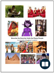 Moochie The Soochie Visits the Peace People