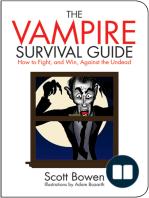 The Vampire Survival Guide