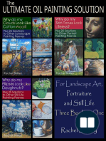 The Ultimate Oil Painting Solution – for Landscape Art, Portraiture and Still Life (Three Books in One)
