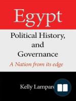 Egypt Political History, and Governance