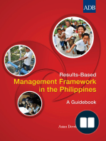 Results-Based Management Framework in the Philippines