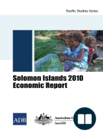 Solomon Islands 2010 Economic Report