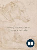 Drawing in Silver and Gold