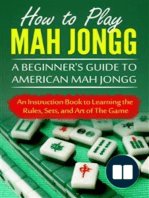 How to Play Mah Jongg