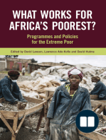 What Works for Africa's Poorest