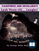 Vampires and Devillinati - Lash Them Till...Laughs!