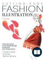 Cutting Edge Fashion Illustration