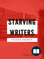 Starving Writer's Talent Search