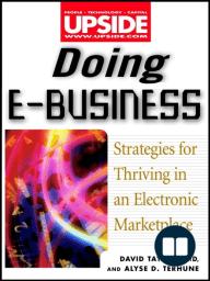 Doing E-Business