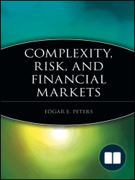 Complexity, Risk, and Financial Markets