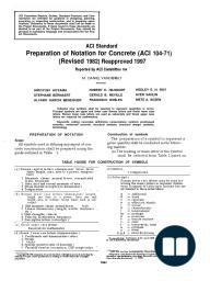 ACI 104-71