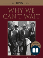Why We Can't Wait by Martin Luther King, Jr., Excerpt