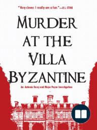 Murder in the Villa Byzantine by R.T. Raichev [excerpt]