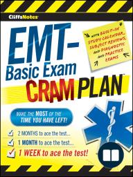 CliffsNotes EMT-Basic Exam Cram Plan