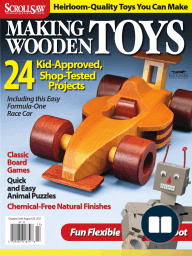 Making Wooden Toys - Special Issue