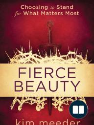 Fierce Beauty by Kim Meeder (Ch. 1 excerpt)