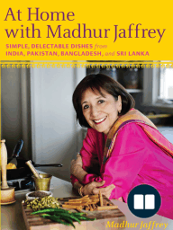 Cold Cucumber Soup from At Home with Madhur Jaffrey