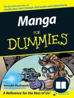 Manga For Dummies