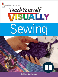 Teach Yourself VISUALLY Sewing