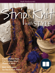 Strip & Knit with Style