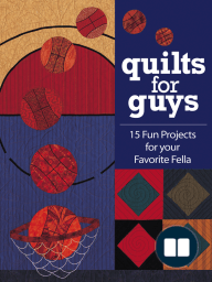 Quilts for Guys