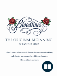 Bloodlines - Original Chapter One