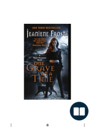 One Grave at a Time by Jeaniene Frost--excerpt