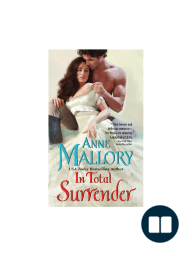 IN TOTAL SURRENDER by Anne Mallory -- Excerpt