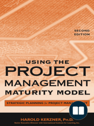 Using the Project Management Maturity Model