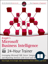 Knight's Microsoft Business Intelligence 24-Hour Trainer