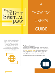 How to Use the Four Spiritual Laws