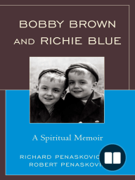 Bobby Brown and Richie Blue