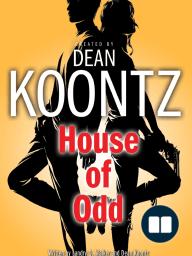 HOUSE OF ODD GRAPHIC NOVEL, DEAN KOONTZ, EXCERPT