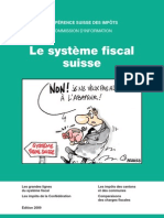 Le système fiscal Suisse - 2009