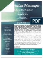 July 15 Newsletter