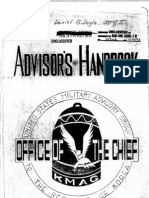KMAG Advisor's Handbook
