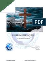 La Iglesia Sobrenatural
