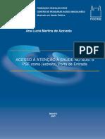 Dissertação_Acesso_À_Atenção_À_Saúde_no_SUS_o_PSF_como_Estreita_Porta_de_Entrada