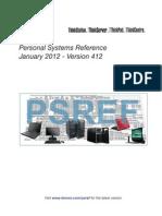 Thinkpad PSRef v.412