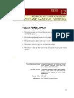 Sesi 12 Pendanaan Hutang Bank Dan Modal Ventura
