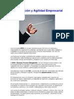Orquestación y Agilidad Empresarial - EMAGISTER -