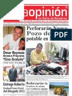 Edición 13 de Julio 2012