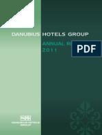 Danubius Hotels Group Annual Report 2011