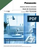 Guía de funciones TEA308