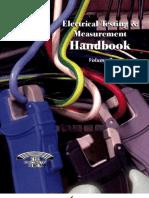 Electrical Testing Measurement Handbook Vol 7