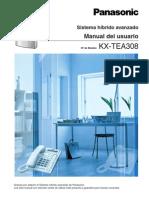 Manual Del Usuario TEA308
