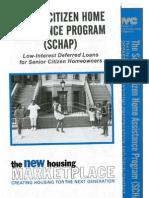 Senior Citizen Assi. Program